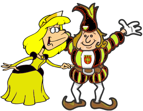 Aliasbild Prinzenpaar